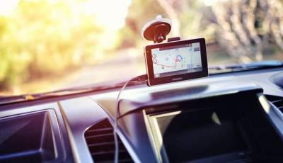Book your car for September and get the GPS free